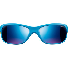 Julbo Player L Spectron 3CF Aurinkolasit 6-10Y Lapset, matt blue/yellow-multilayer blue